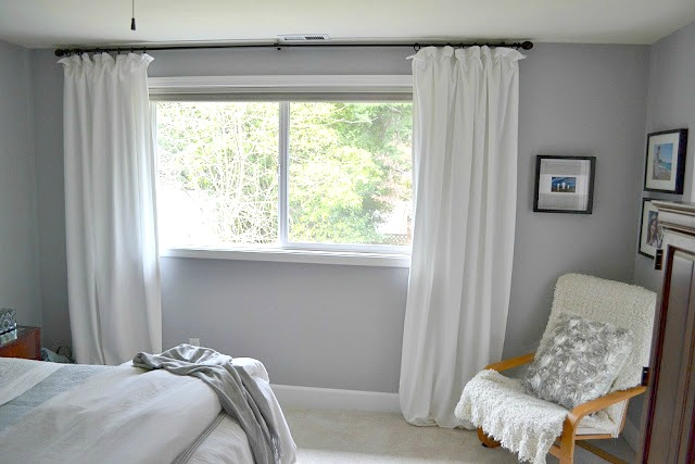 master bedroom makeover update