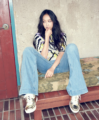 Victoria Song f(x) - InStyle Magazine August Issue 2015