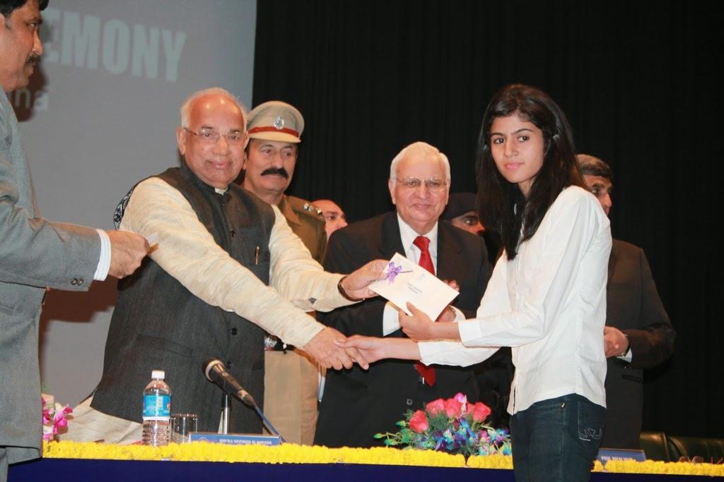 Haryana Governor Sri. Kaptan Singh Solanki