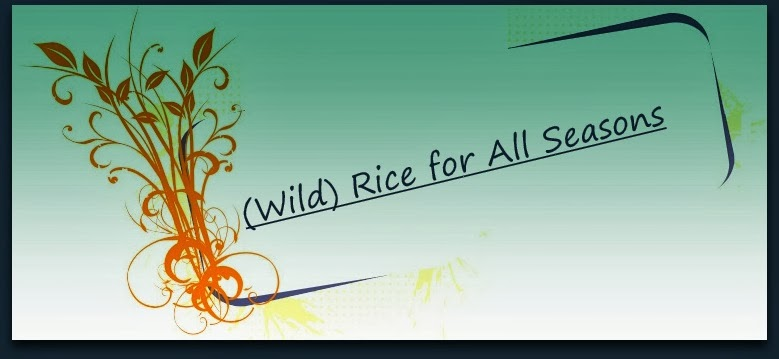 (Wild) Rice for All Seasons