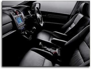 New Honda CR-V 2012