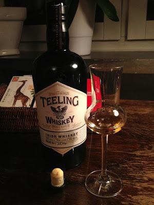 The Teeling Whiskey Co. 'Small Batch - rum finish'