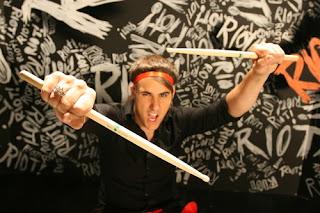 zack farro,drummer paramore