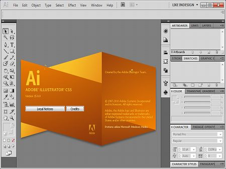 adobe illustrator portable  with crack