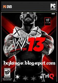 WWE 13 PC Game Full