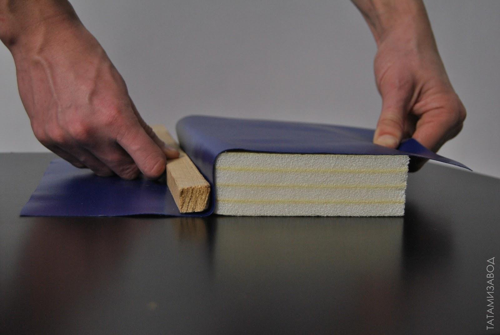 Как сделать борцовский ковер
