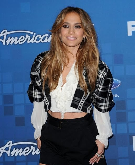 Jennifer Lopez Fashion Style 2012
