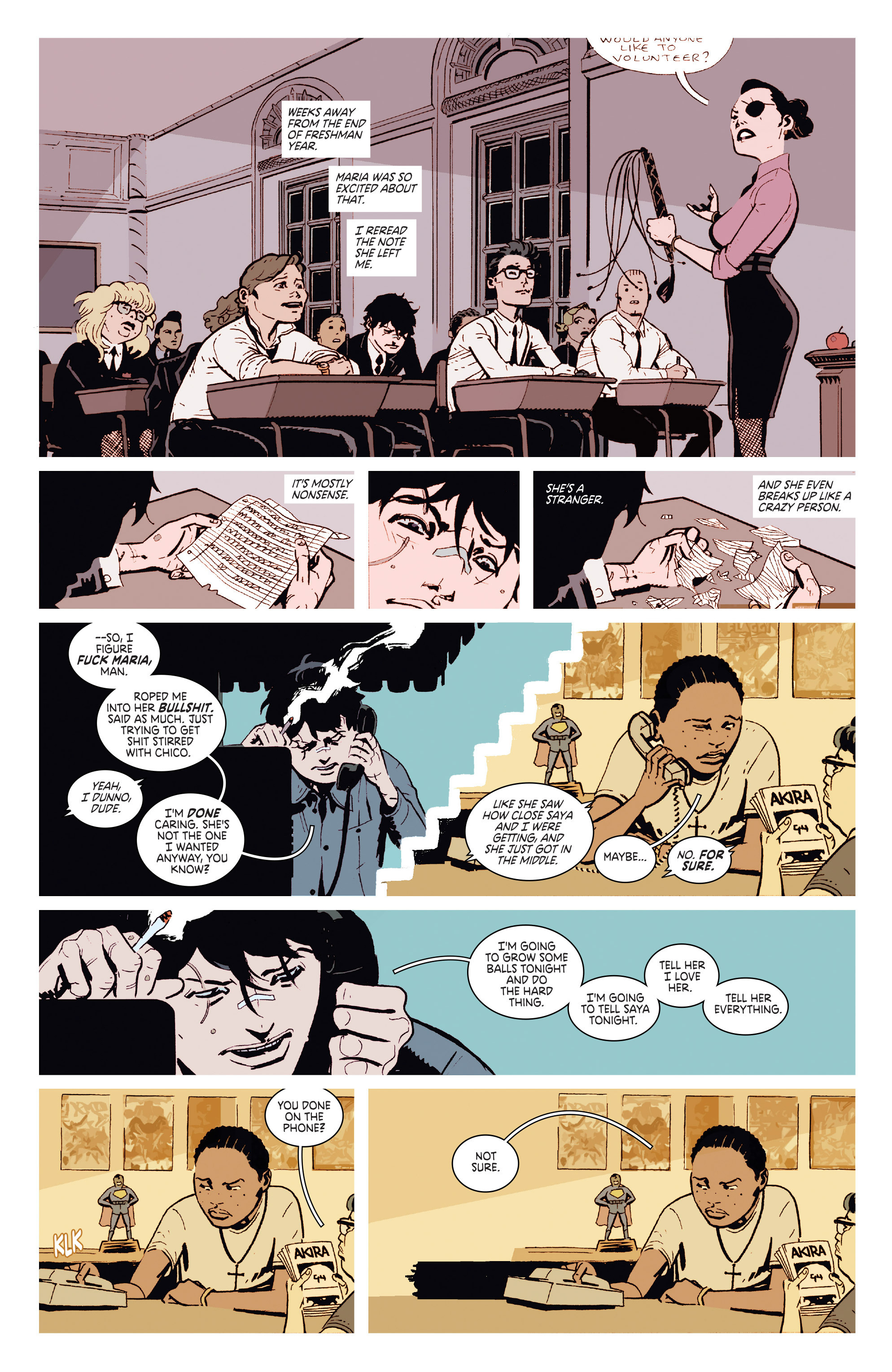 Read online Deadly Class comic -  Issue # _TPB 3 - 55
