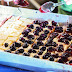 PASTRY PLAYGROUND'S Blueberry Cheesecake and Rainbow Cake
