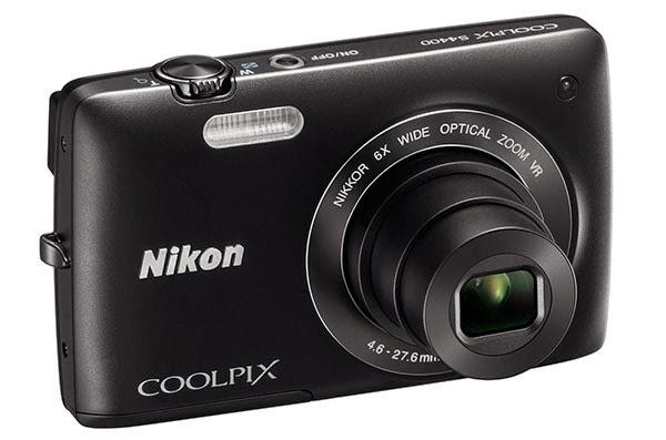 Kamera Nikon Coolpix S4400