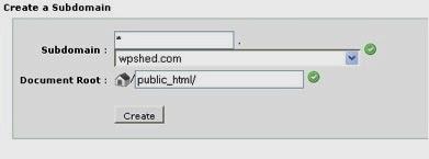Cách tạo Subdomain cho Category và User bằng code trên Wordpress