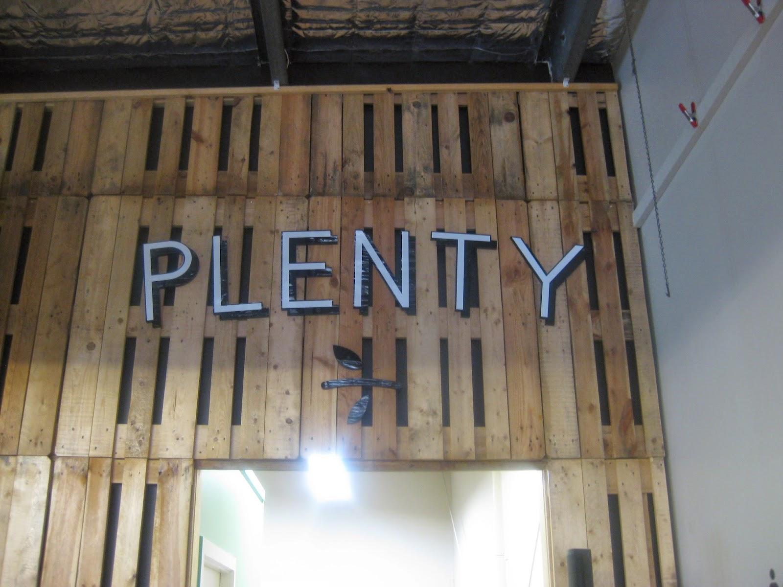 Cassie Cakes Review of Plenty