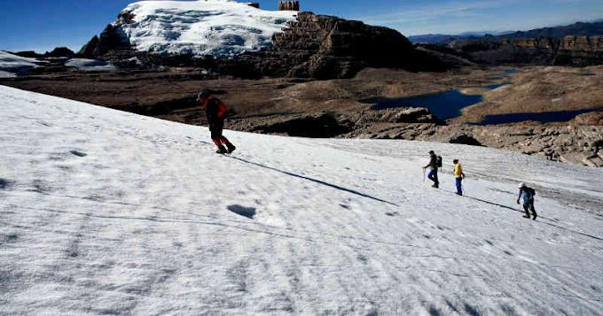 Autoridades ambientales revelan plan de reapertura para el turismo del Nevado de El Cocuy, Güicán y Chita