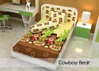 Kintakun Cowboy Bear