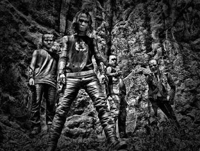 Divine Blackness Black Metal Bandung Indonesia