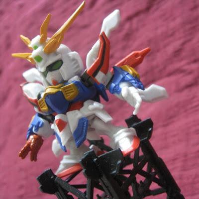 God Gundam @ Gashapon DASH