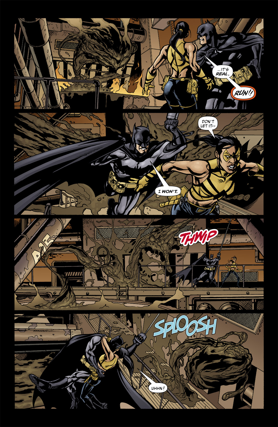 Detective Comics (1937) Issue #795 Page 10
