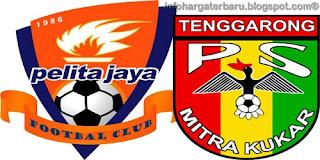 Skor Akhir Pelita Jaya vs Mitra Kukar | ISL Selasa 5 Juni 2012