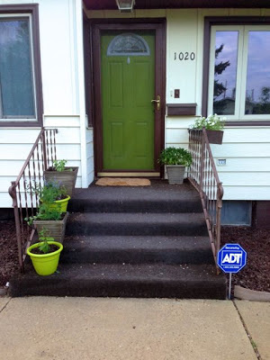Curb Appeal with Plants