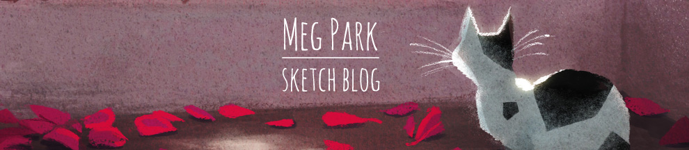 Meg Park - Sketch Blog