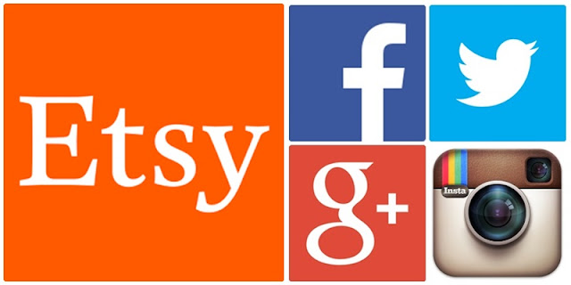 The Etsy Seller's Guide to Social Media: Building your independent brand on Facebook, Twitter, Google+ and Instagram