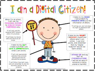 I am a digital citizen kid descriptions