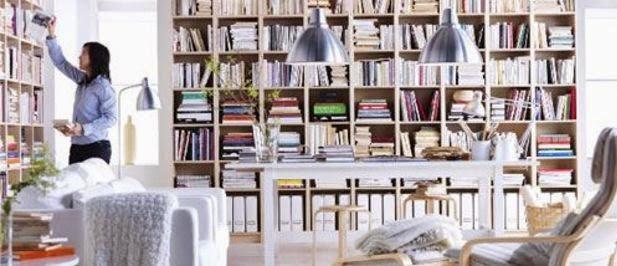 C mo decorar y organizar tu despacho en casa vero4casa for Como organizar un despacho en casa