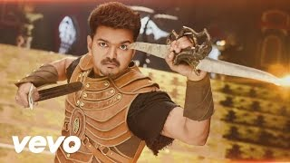 Puli – Title Track Official Video Song _ Vijay, Shruti Haasan _ DSP