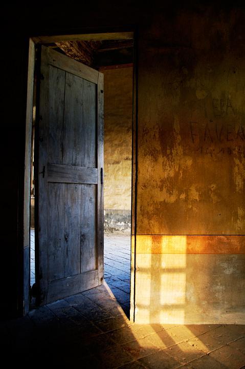 tracce di infinito la porta piccola e 39 sempre aperta