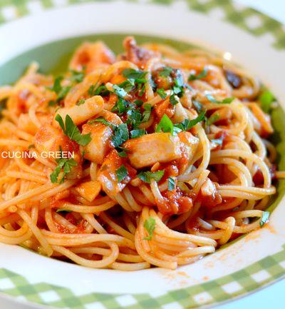 ricetta pasta seppie