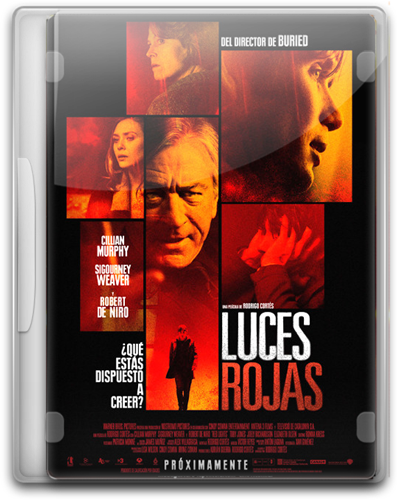 Luces rojas (Red lights) [2012] [DvdRip] [Castellano AC3] [FS-RS]