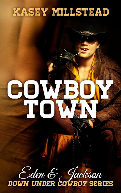 Cowboy Town by Kasey Millstead Promo