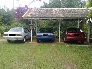 parking kereta