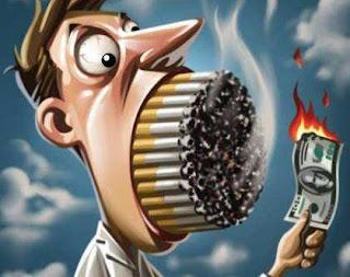 berhenti merokok dengan shaklee