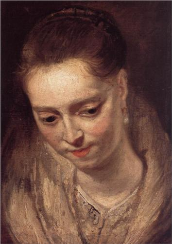 Peter paul rubens flemish baroque painter 1577 1640 portrait of