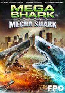 Mega Shark vs. Mecha Shark – Dublado (2014)