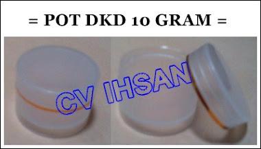 POT DKD 10 GRAM