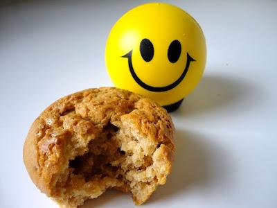 Muffiny z masą kajmakową