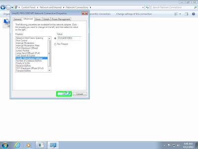 Change Mac Address of Network Lan