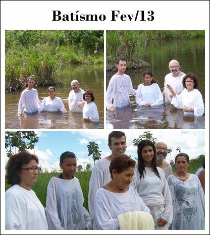 Batísmo fev/13