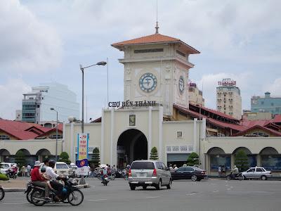 (Vietnam) - Ho Chi Minh (Saigon)- Ben Thanh Market