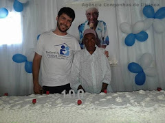 Dona Valmira 100 anos