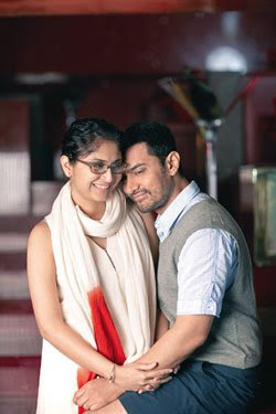 Aamir Khan and Kiran Rao on Verve Magazine