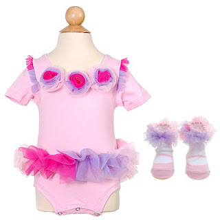 Toddler Girl Dance Clothing