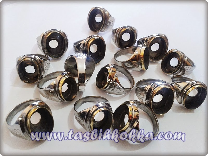 Ring Tanam Stainless