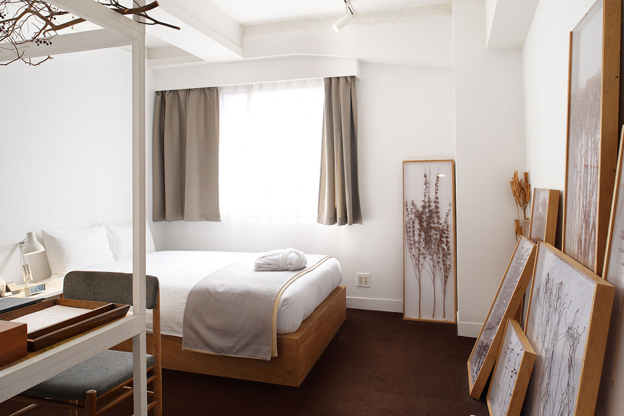 Le blog mademoiselle claska tokyo boutique hotel for for Boutique hotel tokyo