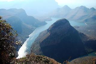 El cañón del río Blyde: una reserva de abundantes riquezas naturales 4 Buenas razones para visitar el Cañón del Río Blyde