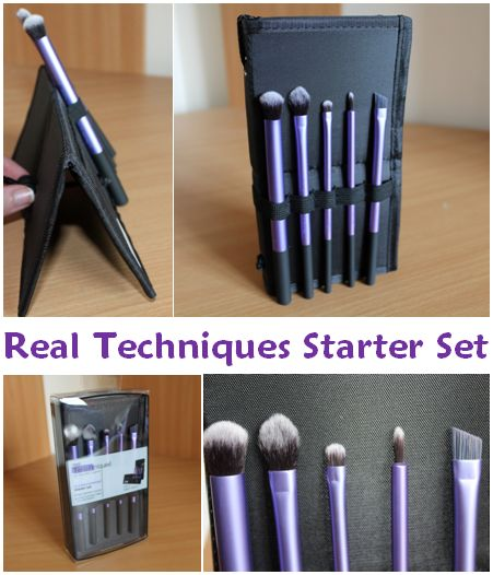 Real Techniques Starter Set
