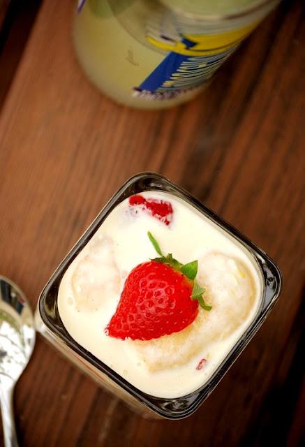 Crema di Limoncello - Ricetta Sarda