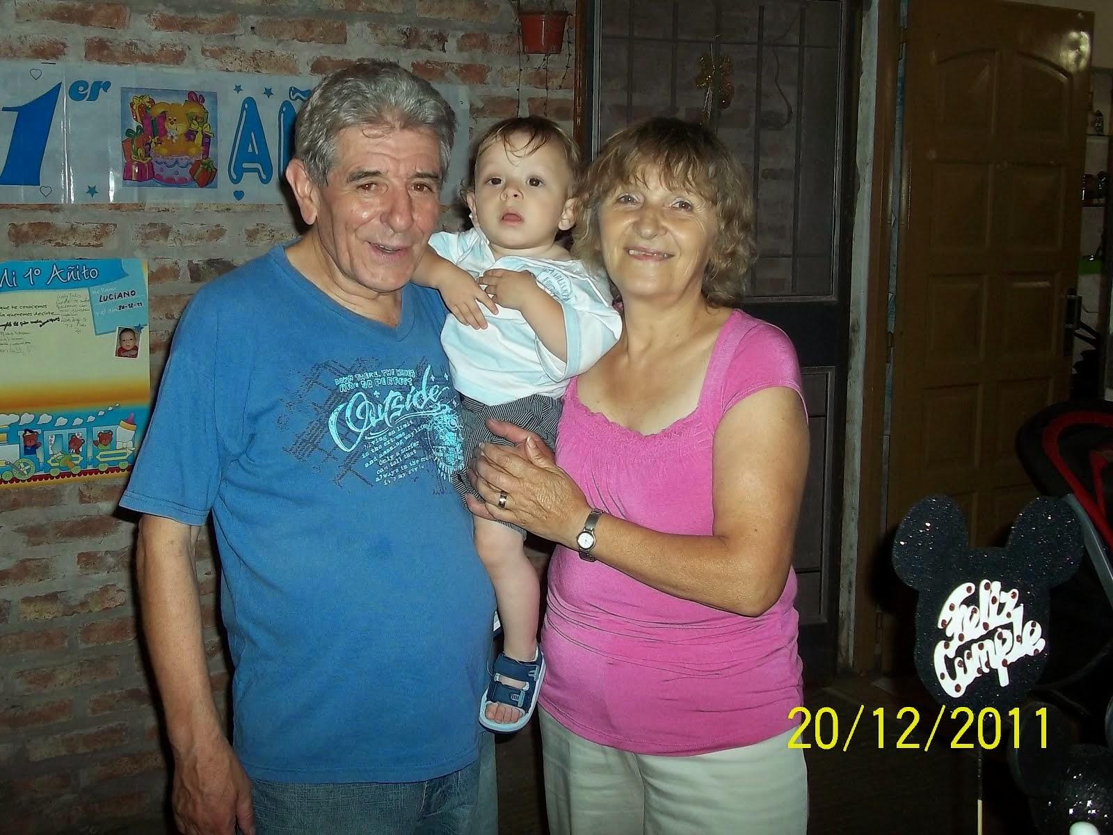 Fotos con mi familia